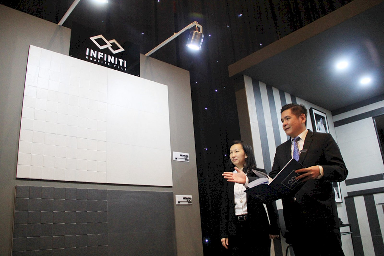 Infiniti Granite Tile is here to answer market demand